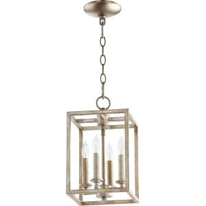 Cuboid - Four Light Large Entry Pendant