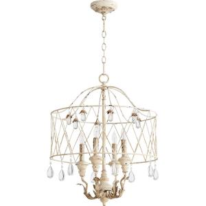 "Venice - 20"" Four Light Pendant"