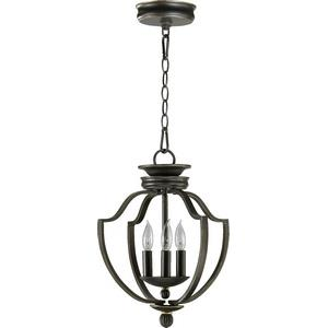Cole - Three Light Entry Pendant