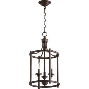 Rossington - Three Light Entry Pendant