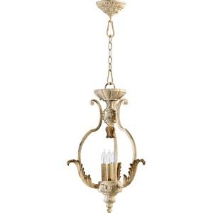 Florence - Three Light Dual Mount Pendant