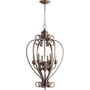 Bryant - Nine Light Entry Pendant