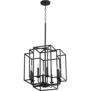 Torres - 8 Light Pendant in Transitional style - 18 inches wide by 19 inches high