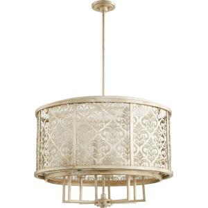Bastille - 24.5 Inch Eight Light Pendant