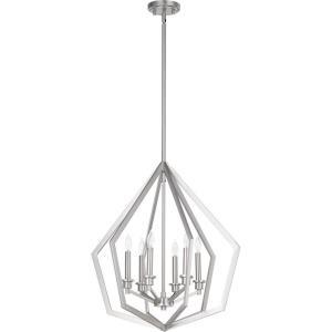 Knox - Six Light Pendant