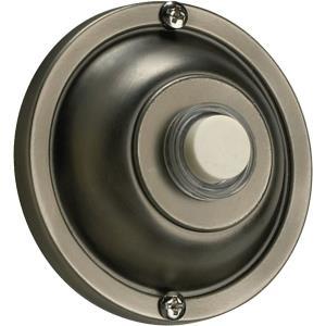 Basic - 2.5 Inch Round Door Chime Button