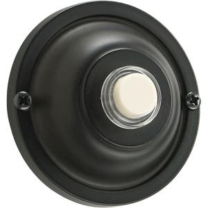"Basic - 2.5"" Round Door Chime Button"