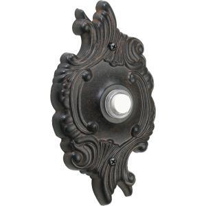 Opulent - 5.25 Inch Round Door Chime Button