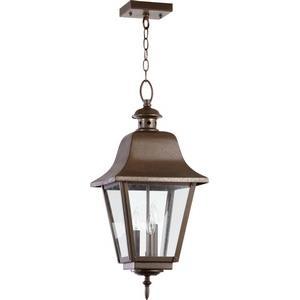 Bishop - Three Light Outdoor Hanging Lantern