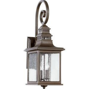 Magnolia - Two Light Outdoor Wall Lantern