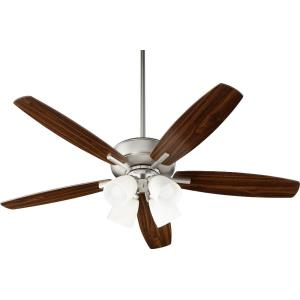 Breeze - 52 Inch 5 Blade Ceiling Fan with 4-Light Kit