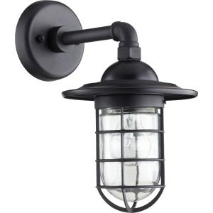 Bowery - 1 Light Outdoor Wall Lantern in Transitional style - 7.5 inches wide by 12.25 inches high