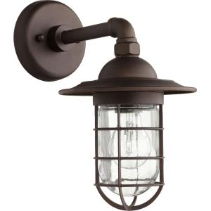 Bowery - One Light Outdoor Wall Lantern