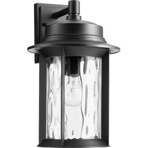 Charter - 1 Light Outdoor Wall Lantern in style - 9.5 inches wide by 15.5 inches high