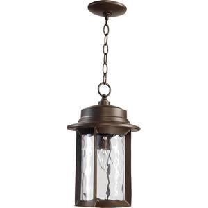 Charter - One Light Outdoor Pendant