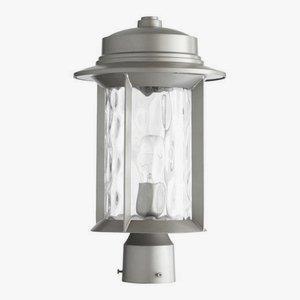 Charter - One Light Outdoor Post Lantern