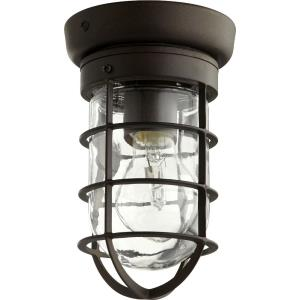Bowery - One Light Flush Mount