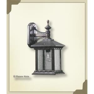 Huxley - One Light Small Outdoor Wall Lantern