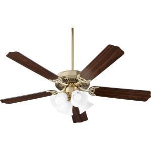 Capri IX - 52 Inch Ceiling Fan with Light Kit
