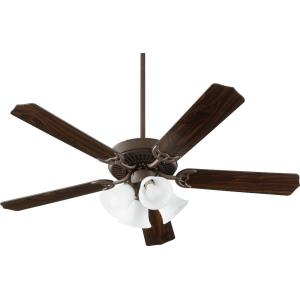 Capri IX - 52 Inch Ceiling Fan with Light Kit