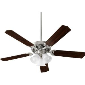 Capri X - Ceiling Fan in Traditional style - 52 inches wide by 19.75 inches high