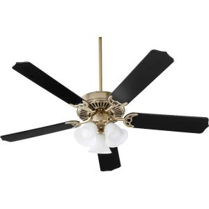 Capri X - 52 Inch Ceiling Fan with Light Kit