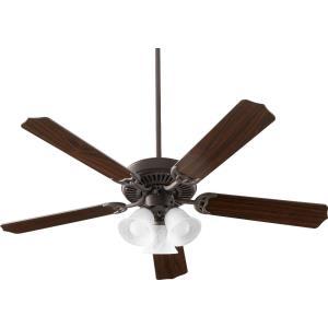 Capri X - 52 Inch Ceiling Fan with Light Kit