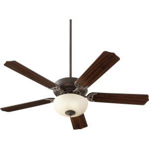 Capri VIII - 52 Inch Ceiling Fan with Light Kit