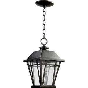 Baxter - One Light Outdoor Hanging Lantern