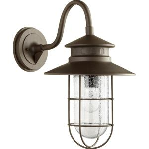 Moriarty - One Light Large Outdoor Wall Lantern