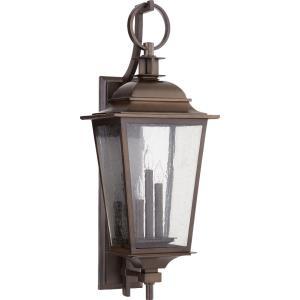 Pavilion - Three Light Outdoor Wall Lantern