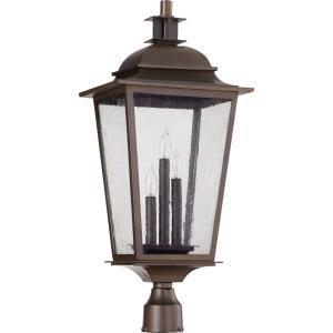 Pavilion - Three Light Outdoor Post Lantern