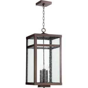Clermont - Four Light Outdoor Hanging Lantern