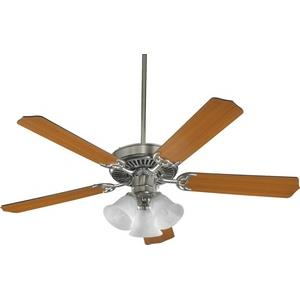 Capri VI - 52 Inch Ceiling Fan with Light Kit