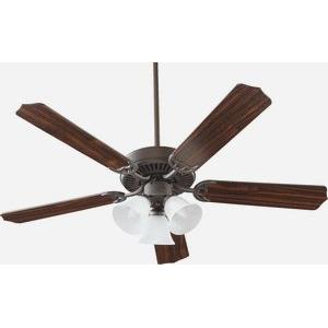 "Capri VI - 52"" Ceiling Fan with Light Kit"