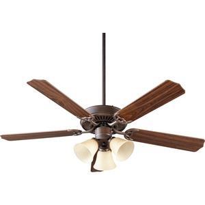 Capri VI - 52 Inch Ceiling Fan with Light Kit