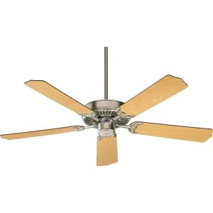 Capri I - Ceiling Fan in Traditional style - 52 inches wide by 11.3 inches high