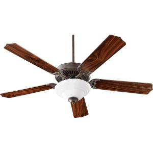 "Capri III - 52"" Ceiling Fan with Light Kit"