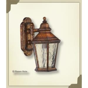 """Baltic - 13.25"""" One Light Small Outdoor Down Wall Lantern"""