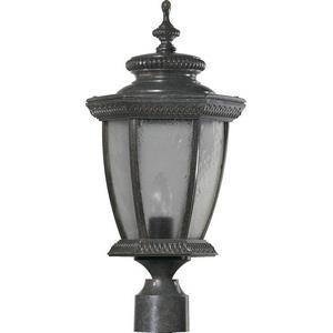 Baltic - One Light Outdoor Post Lantern