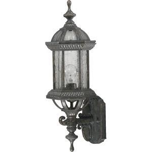 Stelton - One Light Small Outdoor Up Wall Lantern