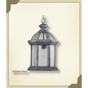 Stelton - One Light Large Outdoor Hanging Lantern