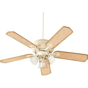 Chateaux Uni-Pack - 52 Inch Ceiling Fan with Light Kit