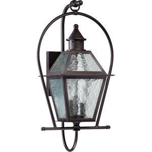 Bourbon Street - Three Light Outdoor Wall Lantern