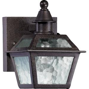Bourbon Street - One Light Outdoor Mini Wall Lantern