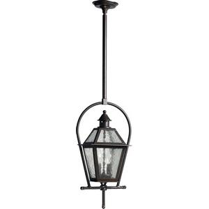 Bourbon Street - Two Light Outdoor Hanging Lantern