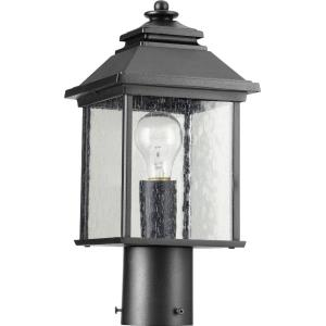 Pearson - 1 Light Outdoor Post Lantern in Transitional style - 7 inches wide by 15 inches high