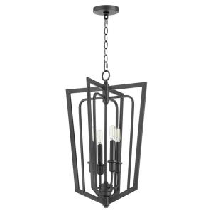 4 Light Pendant in style - 16 inches wide by 25 inches high