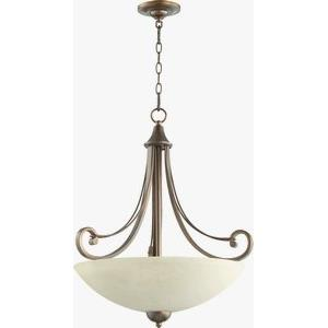 Lariat - 4 Light Pendant in Transitional style - 22.5 inches wide by 27 inches high