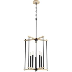 Silva - 5 Light Entry Foyer in  style - 16 inches wide by 20.25 inches high